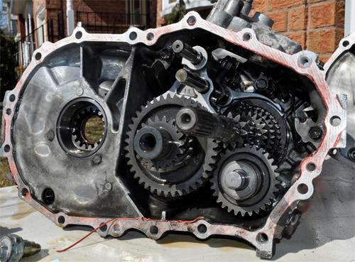 Ремонт МТЗ-80 корпуса сцепления - видео по ремонту авто